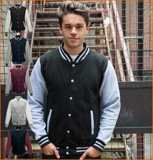varsity jacket bedrukken - voorbeeld: varsity jacket 3
