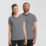 t-shirt bedrukken - voorbeeld: O61001