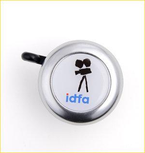 promotionele artikelen - voorbeeld: idfa fietsbel