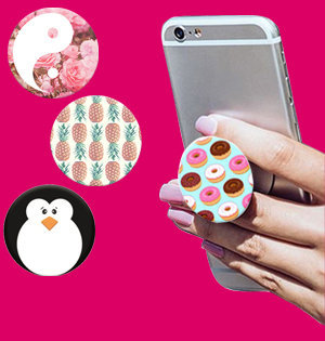 Popsocket bedrukken home
