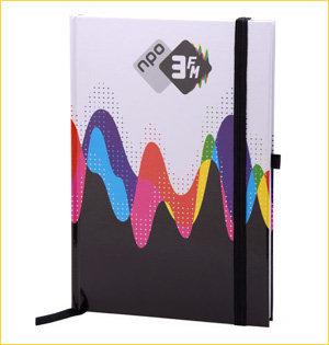 3FM notitieboekje
