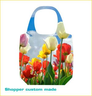 shopper custom made