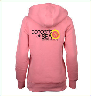 Concert at Sea hooded dames