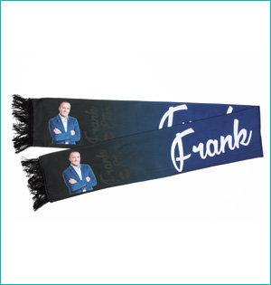Frank van Etten sjaal