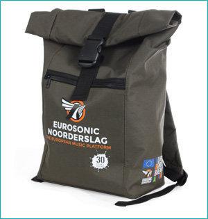 festival gadgets - voorbeeld: Noorderslag tas