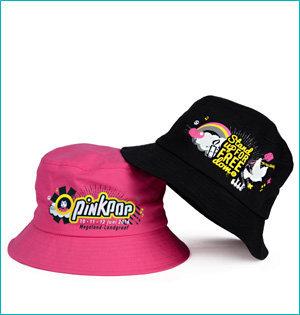 Pinkpop hoedje