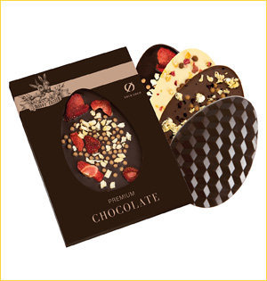 luxe Paas chocolade