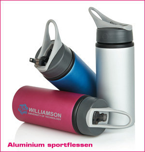 aluminium sportflessen