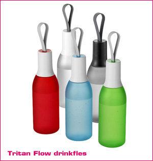 tritan flow drinkfles
