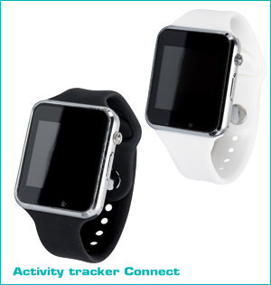 activity tracker Connect