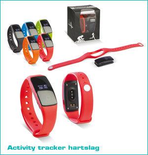activity tracker hartslag