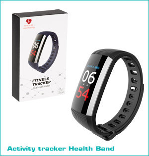 activity tracker health band