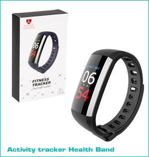 activity tracker health band