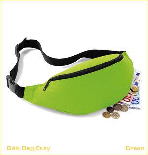 heuptas bedrukken - voorbeeld: belt bag easy green