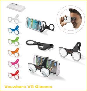 virtual reality bril bedrukken - voorbeeld: vouwbare vr glasses