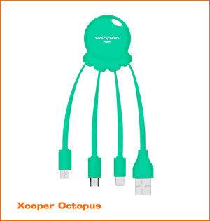 Xooper Octopus mint