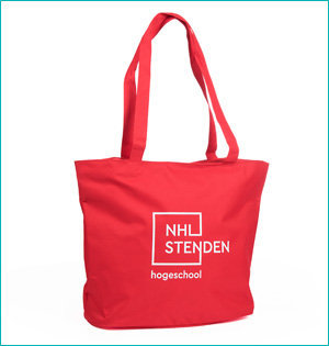 NHL Stenden beach bag