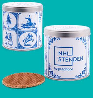NHL Stenden home stroopwafel