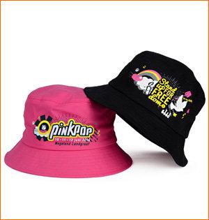 Pinkpop hoedje 2016