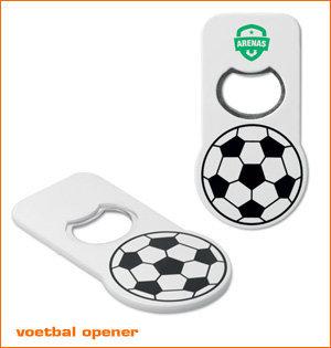 voetbal opener