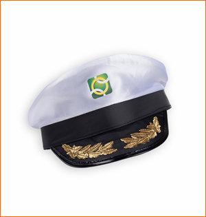 TU boot kapiteinscap