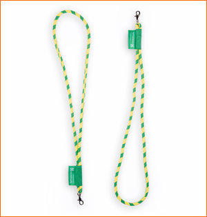 TU boot tube lanyard