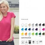 t-shirt bedrukken Groningen - voorbeeld: O81001