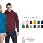 sweater bedrukken - voorbeeld: Continental Clothing N50P