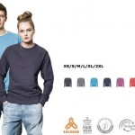 sweater bedrukken - voorbeeld: Continental Clothing SA40