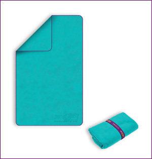 microvezel handdoek bedrukken met logo - voorbeeld: microvezel handdoeken p&p