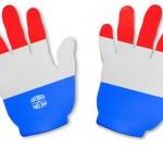 wk 2019 merchandise - voorbeeld: event hand