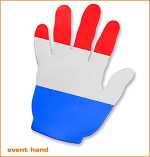 Event hand vlag