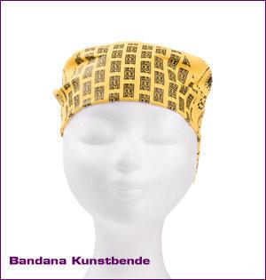 bandana Kunstbende traditioneel