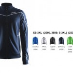 jassen bedrukken - voorbeeld: Craft in the zone sweatshirt man