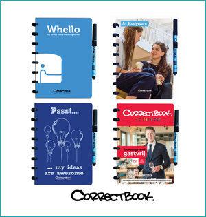 correctbook voorbeelden