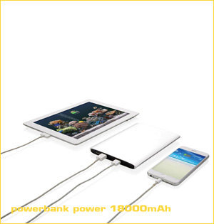 powerbank power 18000