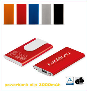powerbank tuv 3000