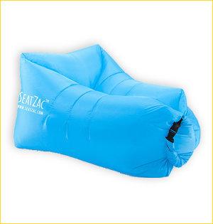 Seatzac bedrukken - voorbeeld: Seatzac blauw
