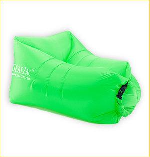 Seatzac bedrukken - voorbeeld: Seatzac groen