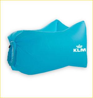 Seatzac bedrukken - voorbeeld: Seatzac KLM