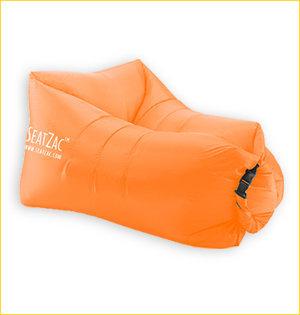 Seatzac bedrukken - voorbeeld: Seatzac oranje