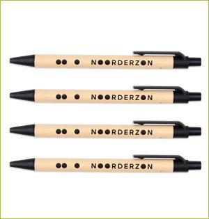 Noorderzon 2019 pennen karton