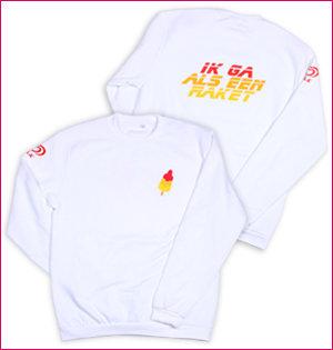 Ola Raket sweater