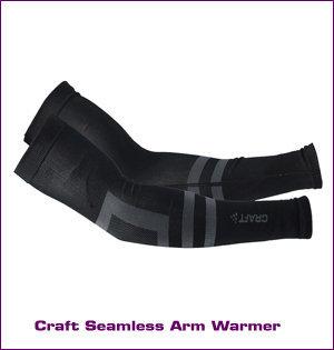 Craft bedrukken - voorbeeld: Craft seamless arm warmer
