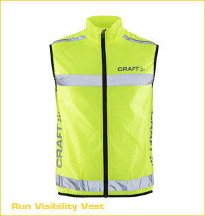 Craft run visibility vest 192480
