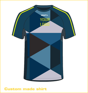 custom made hardloopshirt