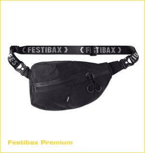 festibax heuptas bedrukken - voorbeeld: festibax premium