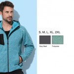 recycled fleece jacket marlow men