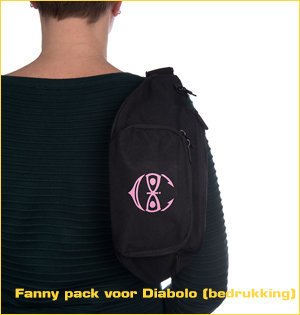 fanny pack Diabolo