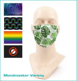 Mondmasker Variety